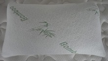 Cheap bamboo charcoal Shredded memory foam pillow