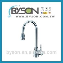 KF11310 pull out single handle cupc water 61-9 nsf brass aqua artistic upc kitchen faucet aerator