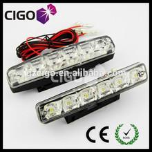 hight power good price drl hiway universal car led daytime running light