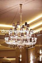 Modern fish lamp chandelier light