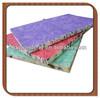 Newest non-woven carpet underlay mat pe foam carpet underlay