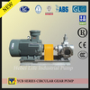 Oil lubrication system YCB series circular gear pump manufacturing