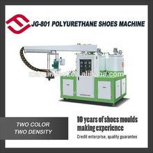 JG-801 double color double density PU Shoe making Machine