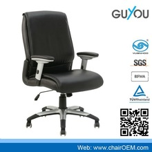 New Style Swivel And Lifting Leather Office Chair/Manager Office Chair (Y-2874)