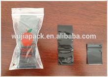LDPE 125125 color ziplock mini apple bag