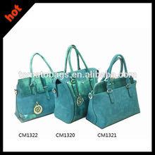 2015 stylish high quality woman fashion pu handbag
