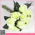 Bouquet rosa artificial, Do casamento de rosa flores para decoração