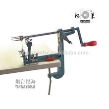multi-function apple peeler & slicer &corer