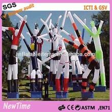 creative inflatable air dancers sky dancers dancing men