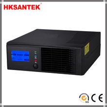 Smart high frequency inverter , Modified sine wave ups inverter 1000va 600w