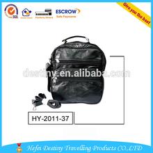 Hot sale men's soft leather bag single shoulder bag handbags