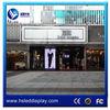 HSTV professional xxx china video led dot matrix indoor display