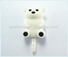 Wholesale Personalized Soft PVC Anti Dust Plug Factory