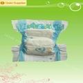No- tejido de la tela cruda material para bebé pañales