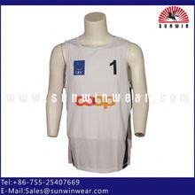 custom reversible mens basketball uniform design