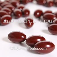 Herbal Formula Blood Tonic Hemoglobin Hematin Softgel Capsules Wholesale