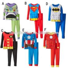 Baby Kids Pajamas Boys Clothes Set Children Sleepwear