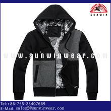 New design fashion custom bulk wholesale hoodies