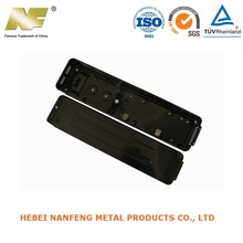 Manufacture for Black Coat Electronics Heating Sheet Metal Stampings Enclosure