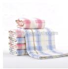 Sweat Absorption Cotton Fabric Untwisted Yarn Men's Towel