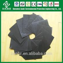 HDPE/LDPE/LLDPE/PVC/EVA Geomembrane as EPDM Pond Liner
