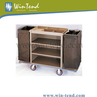 Housekeeping Cleaning Service Trolley