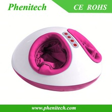 2014 hot physical therapy electric foot massager manual