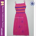 la mode junior sans soudure spaghetti strap dress