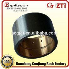motor part bi-metal bronze bushing