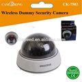 Dummy câmera do cctv, sem fio da câmera de segurança, manequim câmera de segurança