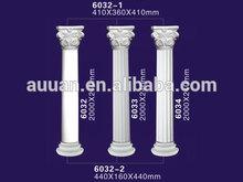 Decorative polyurethane roman column for sale/ Plastic column for decoration