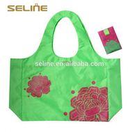 High quality fashion smart foldable nylon bags