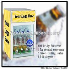 Counter Top Mini Beverage Freezer Fridge
