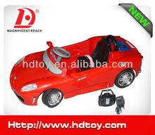 HD6838 rc ride on car toy
