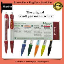 Advertising promotional Scroll Pen