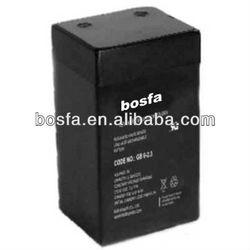 GB6-2.3 6v 2.3ah UPS battery 6v2.3ah battery ups dry batteries 6v 2.3ah lead-acid battery used battery for ups
