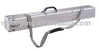 Hight quality fashion Utility custom design Deluxe aluminum ATA brassie Golf Travel Case/Billiards case