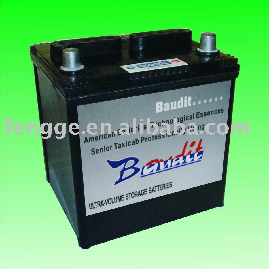 50d20l batterie