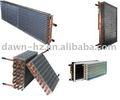 Scambiatori di calore/condensatori/evaporatori per parti di refrigerazione