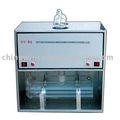 laboratório de vidro de quartzo destilador de água