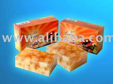 Papaya Fruit Transparent Whitening Soap