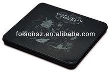 hinged metal tin dvd case