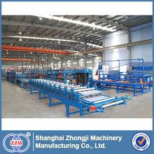 Zhongji SP-7 sándwich de la máquina del Panel ( alta calidad )