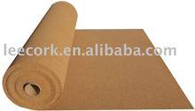 cork roll for hand craft, bulletin board surface