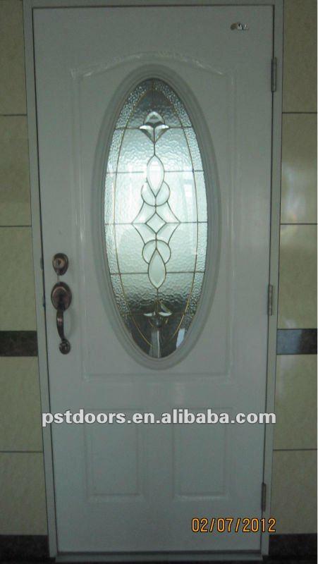Steel Glass Doors Steel Panel Door With Small