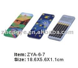 tin pencil box