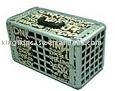portable aluminum pet dog cage KL-O003