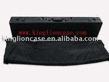 full black double side rifle gun case KL-GDR106