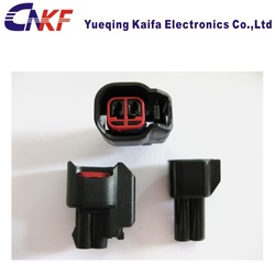 EV6 injector female & male 2 pin electrical connector