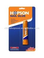 Nail Glue (2g Bottle Glue&Push Pin)